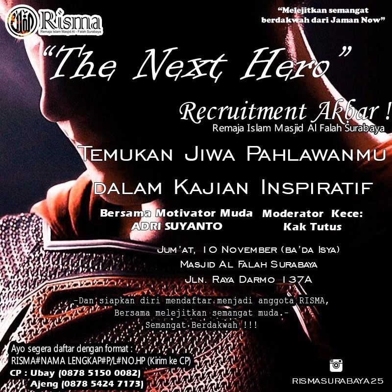 "Kajian Inspiratif: ""The Next Hero"""